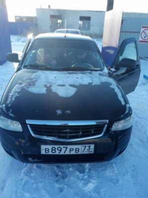 автомобиль ВАЗ 2170 Приора, цена 270 000 руб.,в Сызрани Фото 5