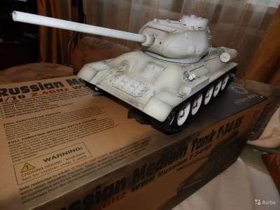 Радиоуправляемый танк Taigen T34-85 в ма в Санкт-Петербурге Фото 4