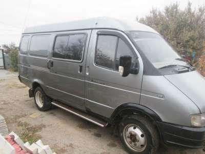 легковой автомобиль ГАЗ 2705
