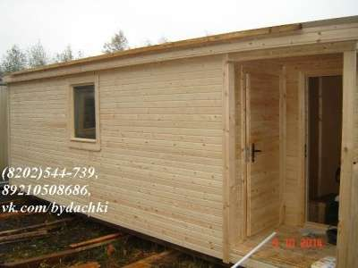Бытовка (будка, вагончик, блок-контейнер в Череповце Фото 4