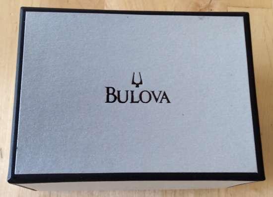 Часы мужские новые Bulova