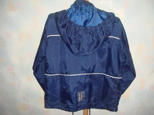 Куртка ветровка р.116 в Москве Фото 1