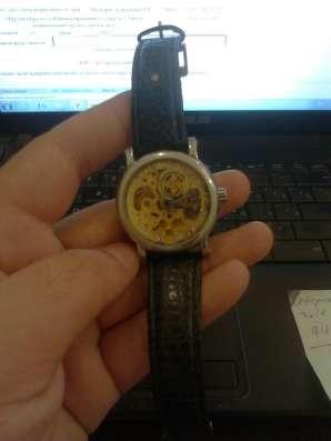 Часы Patek Philippe Скилитон в Краснодаре Фото 1