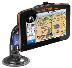 Карты и программы в автомобильные GPS навигаторы