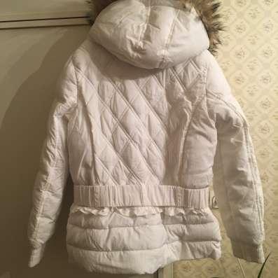 Куртка GEOX зимняя для девочки в Санкт-Петербурге Фото 1