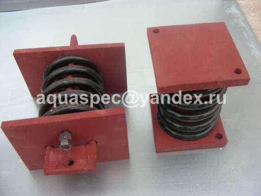 Производство блоков пружинных для опор трубопроводов