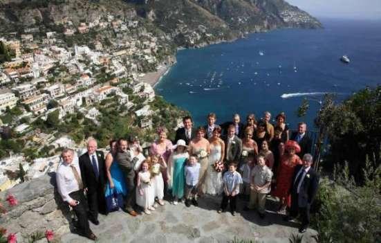 Организация свадьбы в Италии в Москве Фото 4