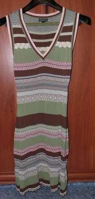 Sabrina Scala р.40-42 стильное вязанное платье лёгкое стильн