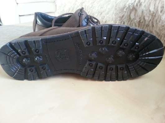 Полуботинки (туфли) мужские демисезонные в Санкт-Петербурге Фото 3
