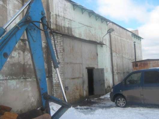 Продаю производственно-складское здание 555 кв. м