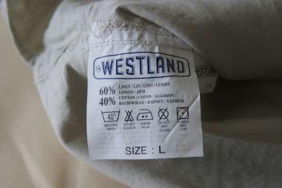 Westland-рубашка в Москве Фото 4