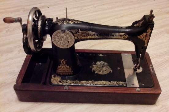 Швейная машинка Singer 1915 г. в