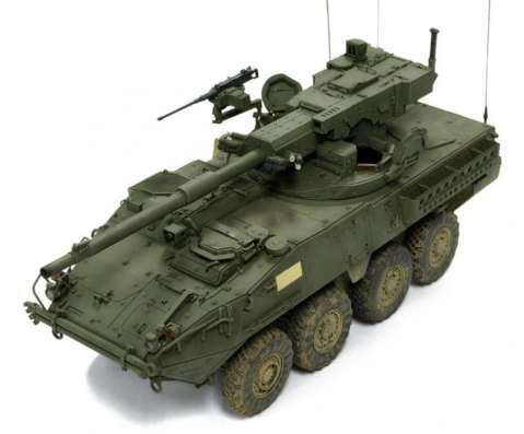 """Боевые машины мира №4 М1128 """"Страйкер"""""""