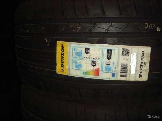 Новые 255 35 R18 Sport Maxx GT шины дунлоп
