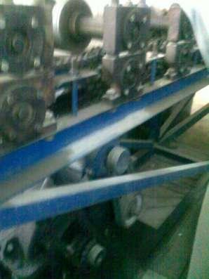 Станок для производства 2-х видов металлопрофиля