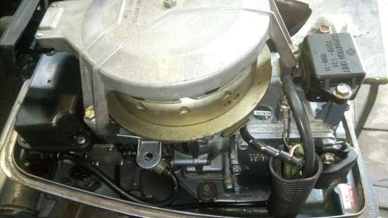 Продам лодочный мотор YAMAHA 8,S (381 мм), из Японии,2-х та в Владивостоке Фото 4