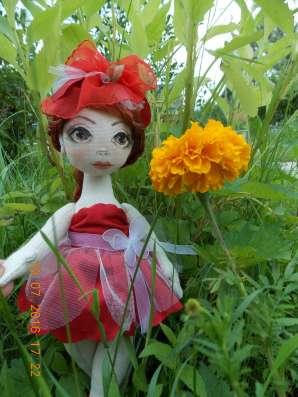 Интерьерная кукла Розетта