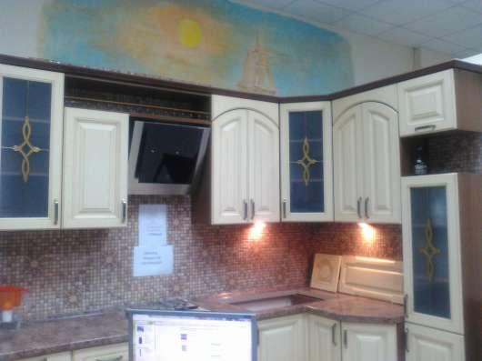 Кухонный гарнитур Форест (МДФ/ПВХ)
