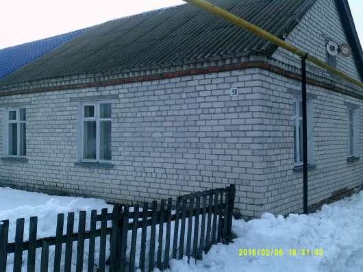 Продам 1/2 дома в Б. Ключищах, ул. Димитрова в Ульяновске Фото 2