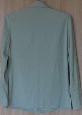 Блуза-рубашка цвета мяты, р-46 в Новосибирске Фото 1