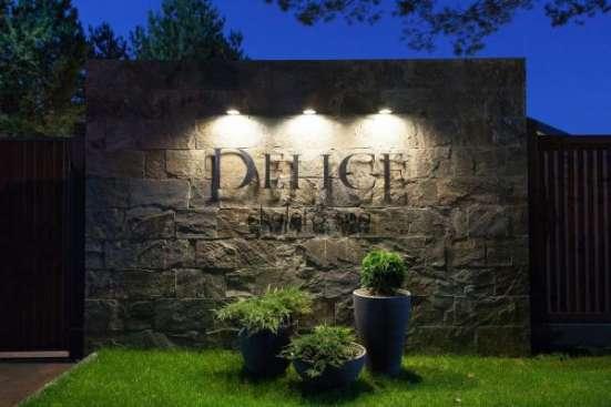 Загородный комплекс Delice Chalet&Spa