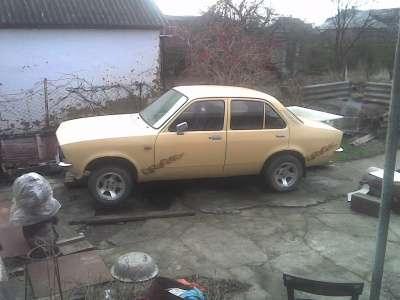 подержанный автомобиль Opel kadett