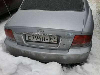 автомобиль Hyundai Sonata, цена 300 000 руб.,в Смоленске Фото 3