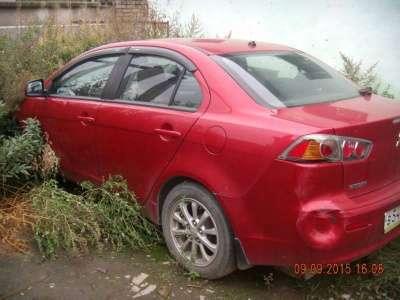 автомобиль Mitsubishi Lancer, цена 272 000 руб.,в Череповце Фото 3