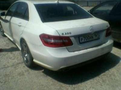 автомобиль Mercedes E-200, цена 1 040 000 руб.,в Ростове-на-Дону Фото 1