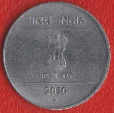 Индия 1 рупия 2010 г. в Орле Фото 1
