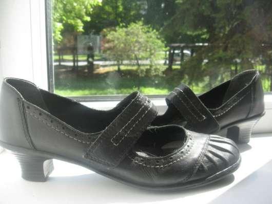 Туфли rieker 40 р-р (26,8 см)