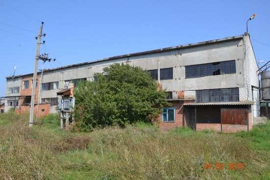 Производственное помещение, 796 м²