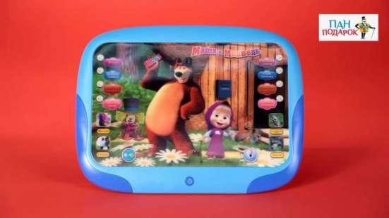 "Детский развивающий планшет ""Маша и медведь"""