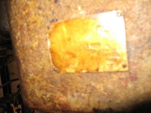 Химический реактор автоклав 5м3 н/ж толстостенный  рабочее давление 40атм