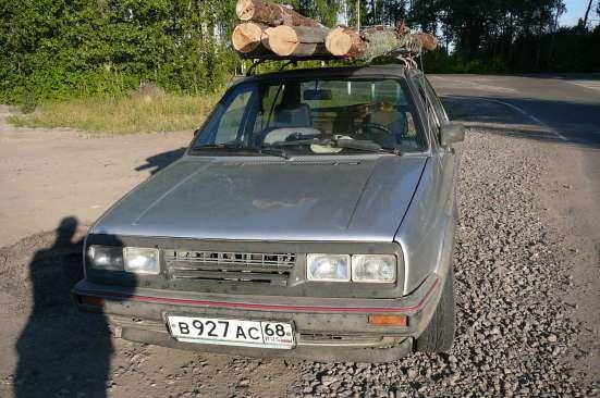 единнственный автомобиль в России vw jetta 2 1984