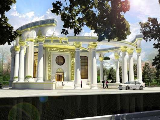 Архитектура, проекты, дизайн, фасады, интерьеры в г. Павлодар Фото 5