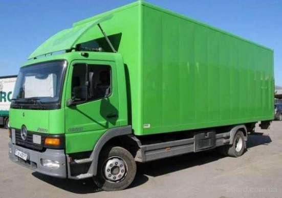 Аренда фургоны в Москве Фото 1