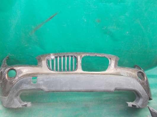 BMW E84 Передний бампер Оригинал б/у