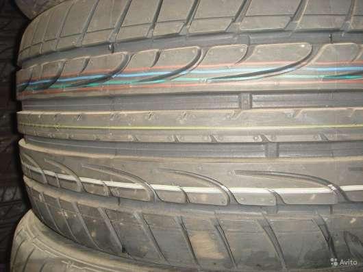 Новые R20 Dunlop 275/35 Sport Maxx XL