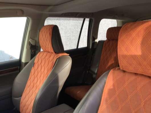 Продажа авто, Lexus, GX, Автомат с пробегом 40000 км, в г.Астана Фото 4