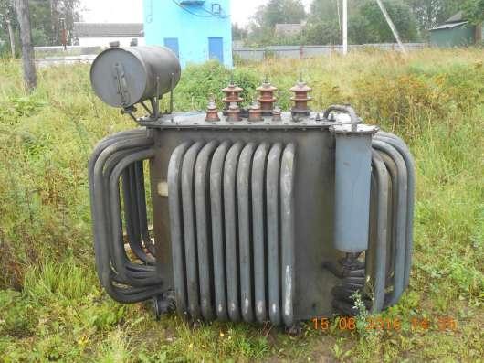 Масляный силовой трансформатор типа ТМГ-11-400/10-У1 У/Ун-0
