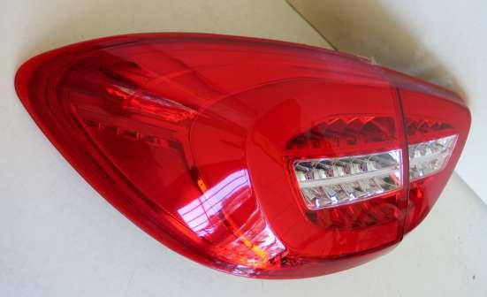 Тюнинг фонари задняя оптика Renault Captur в г. Запорожье Фото 2