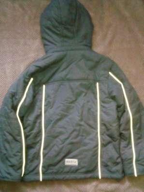 Продам детскую куртку для мальчика б/у
