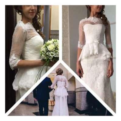 Свадебное платье дизайнера Eva Utkina