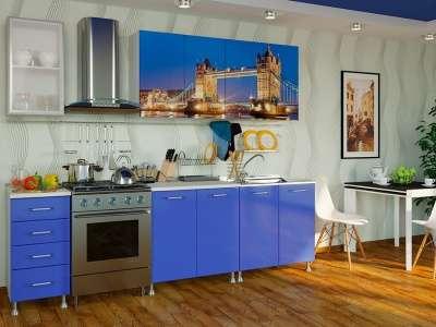 Кухни от 1600мм Фотопечать, МДФ, в Барнауле Фото 1