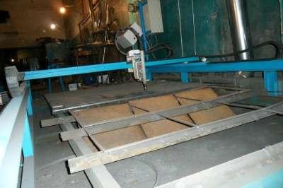 Станок плазменной резки металла с ЧПУ в Курске Фото 2