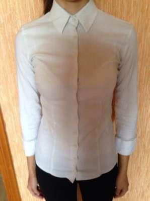 Блузки школьные для девочки adl