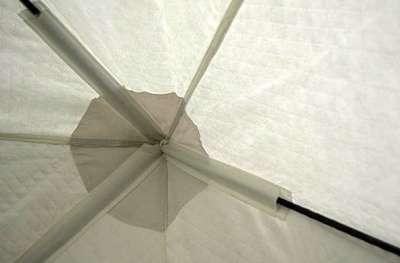 Палатка зимняя Медведь Куб 2 Трехслойная