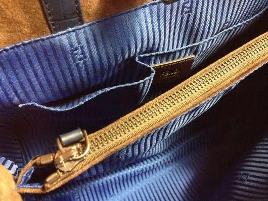 Новая сумка Fendi