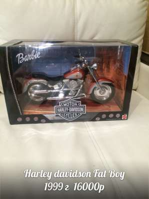 Барби Харлей-Дэвидсон (Barbie Harley-Davidson)